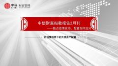 中信财富指数报告(2021年2月刊)